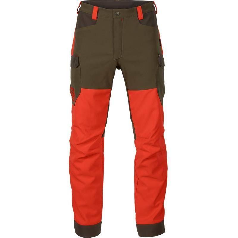Pantalon De Traque Homme Harkila Wildboar Pro - Orange/Vert