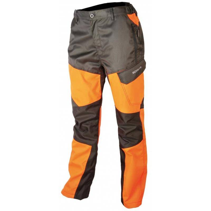 Pantalon De Traque Homme Somlys 586 Cordura Fighters - Orange