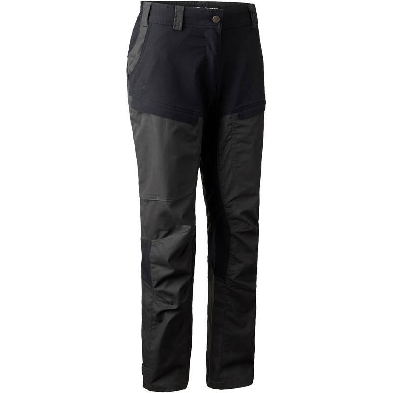 Pantalon Femme Deerhunter Lady Ann Trousers - Black Ink