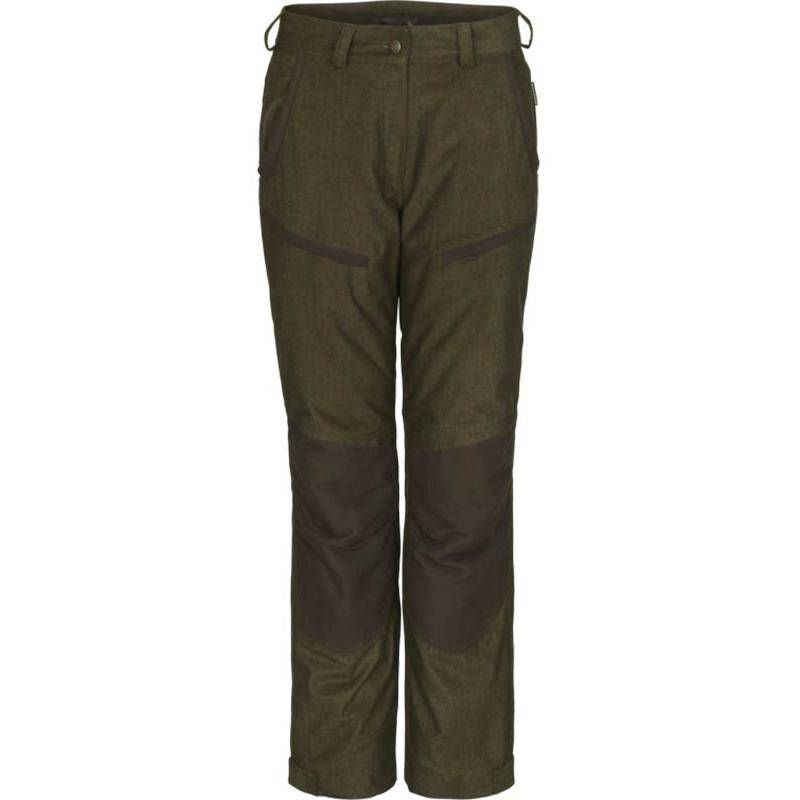 Pantalon Femme Seeland North Lady - Vert