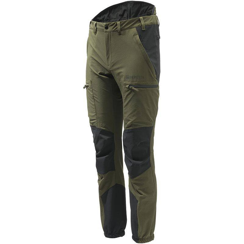 Pantalon Homme Beretta 4 Way Stretch Pro Pants - Vert