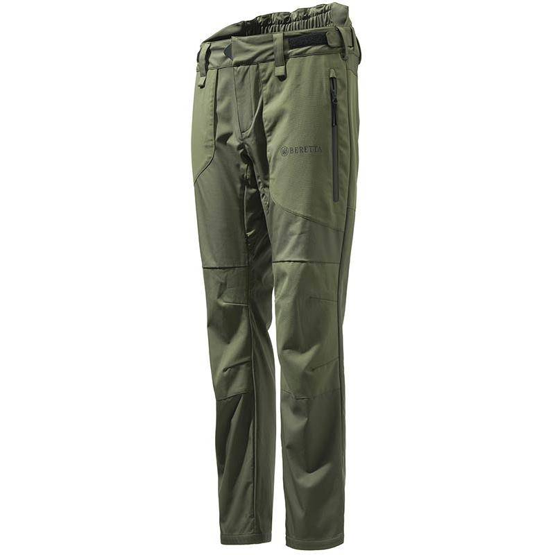 Pantalon Homme Beretta Hybrid Softshell Pants - Vert
