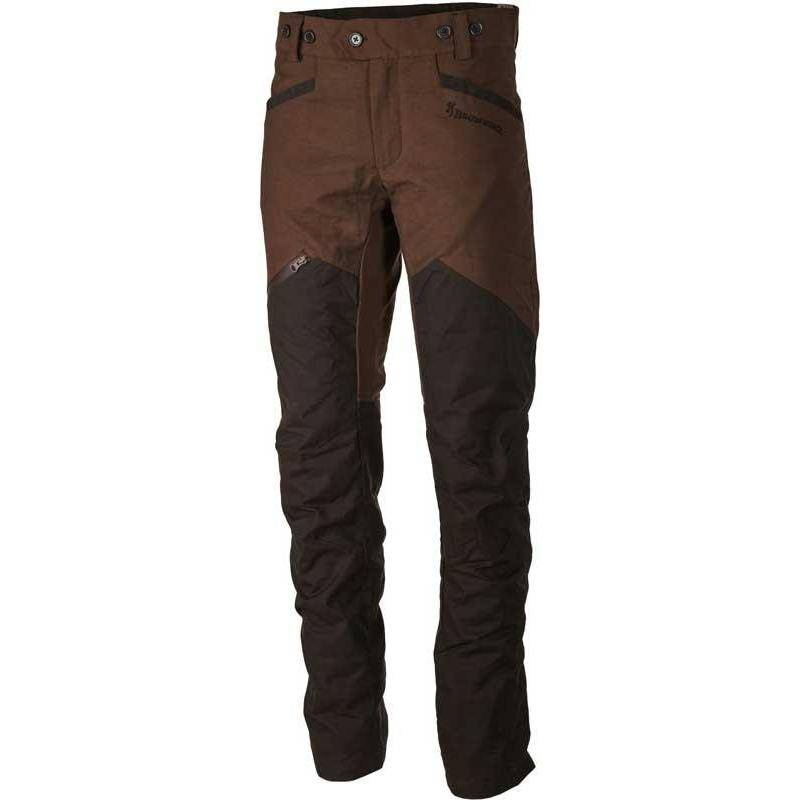 Pantalon Homme Browning Field - Marron