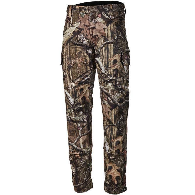 Pantalon Homme Browning Hells Canyon Ii Odorsmart - Camo
