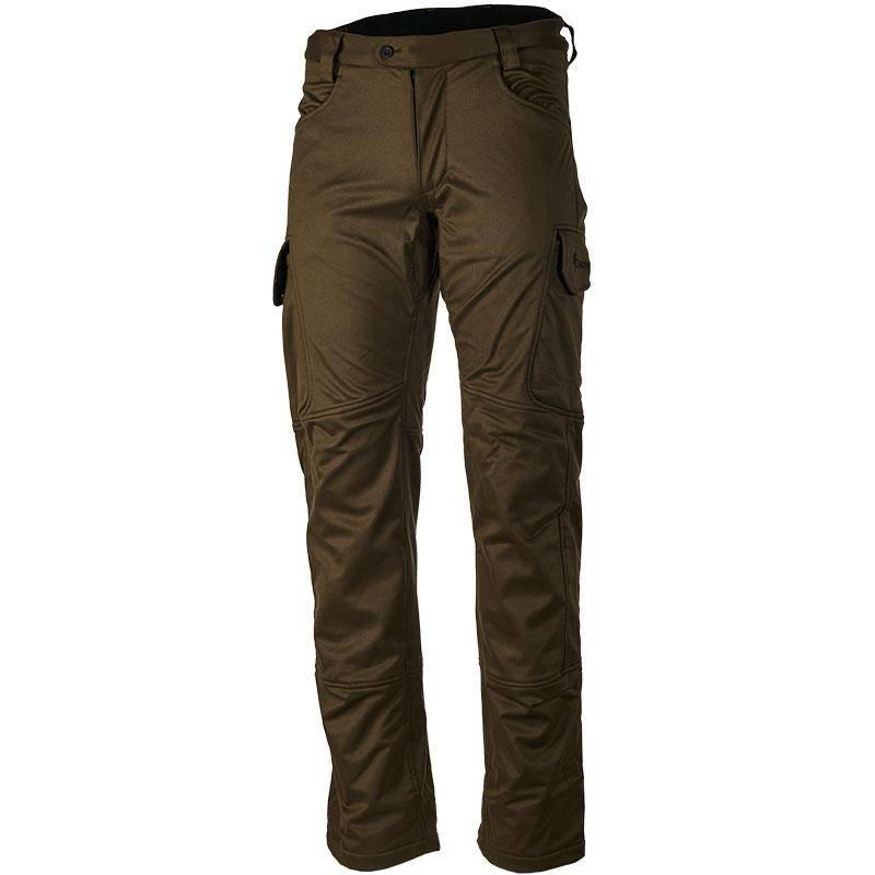 Pantalon Homme Browning Hells Canyon Ii Odorsmart - Vert