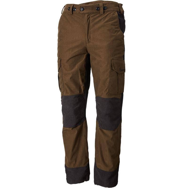 Pantalon Homme Browning Xpo Light Sf - Vert Fonce