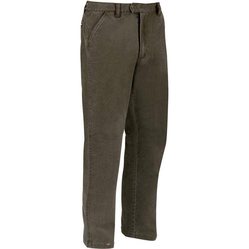 Pantalon Homme Club Interchasse Leopold - Marron