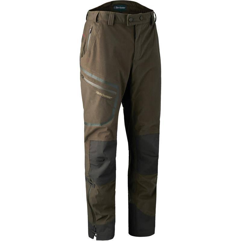 Pantalon Homme Deerhunter Cumberland Trousers - Dark Elm