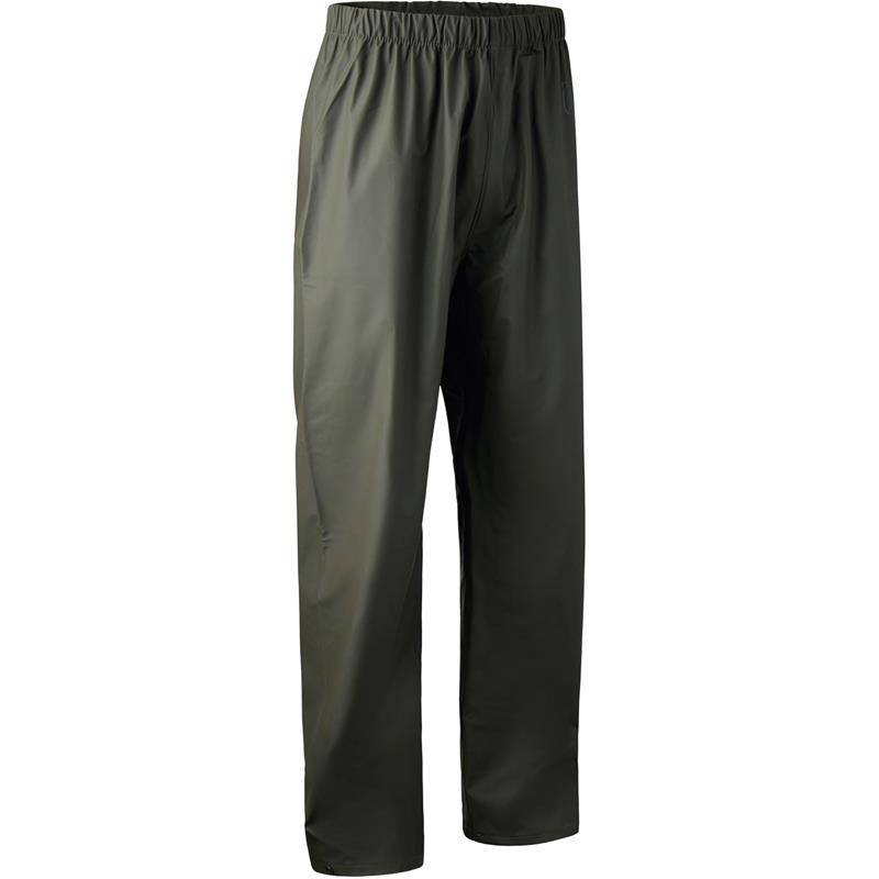Pantalon Homme Deerhunter Hurricane Rain Trousers - Art Green