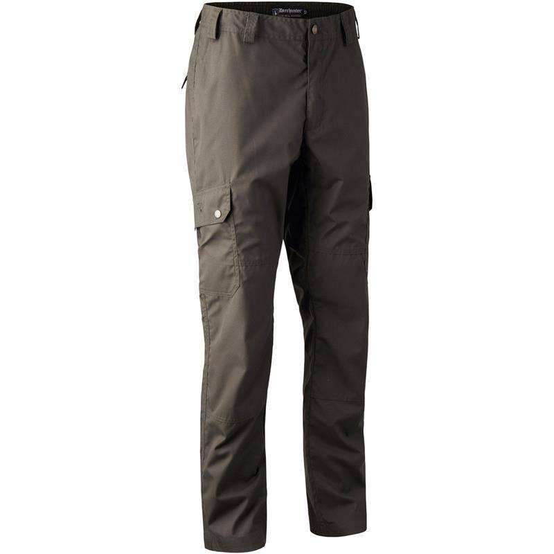 Pantalon Homme Deerhunter Lofoten Teflon Trousers - Deep Green