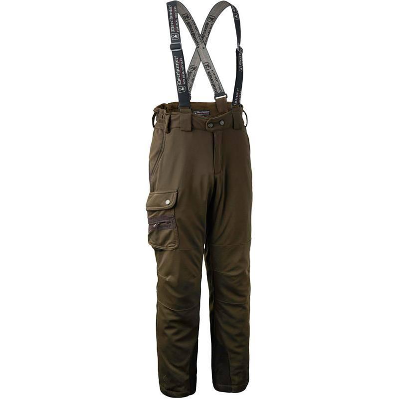 Pantalon Homme Deerhunter Muflon Trousers - Vert