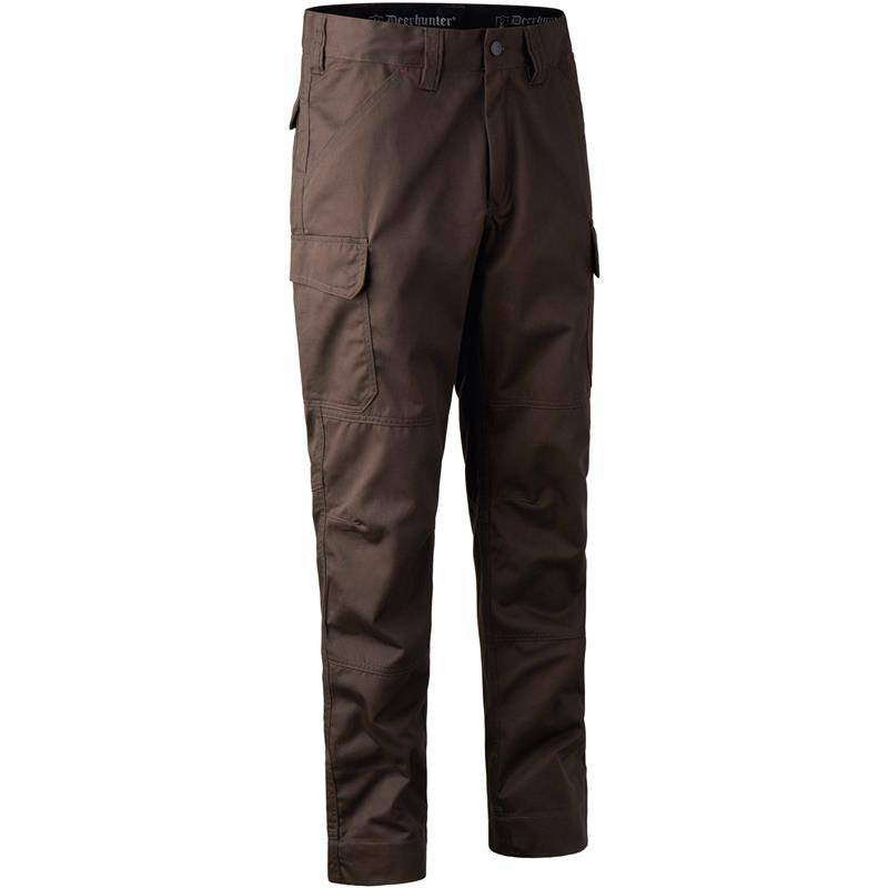 Pantalon Homme Deerhunter Rogaland Expedition Trousers - Brown Leaf