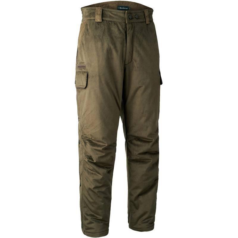 Pantalon Homme Deerhunter Rusky Silent Trousers - Peat