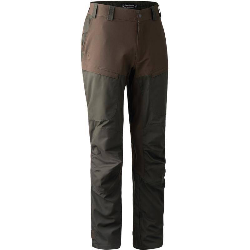 Pantalon Homme Deerhunter Strike Trousers - Deep Green