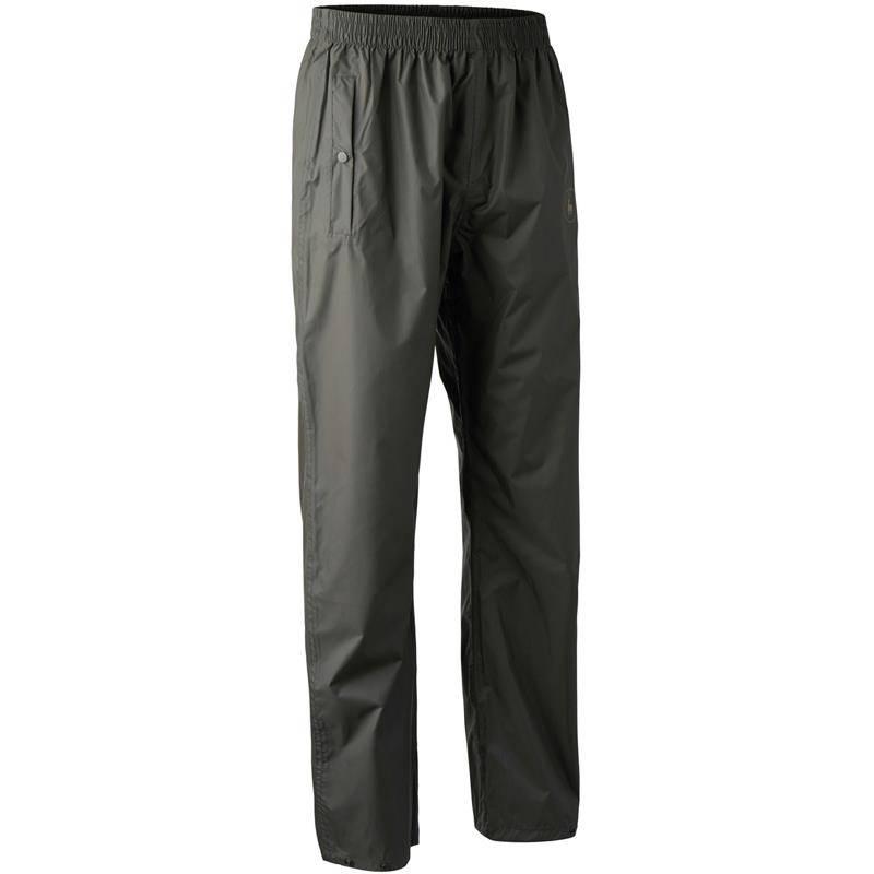 Pantalon Homme Deerhunter Survivor Rain Trousers - Timber
