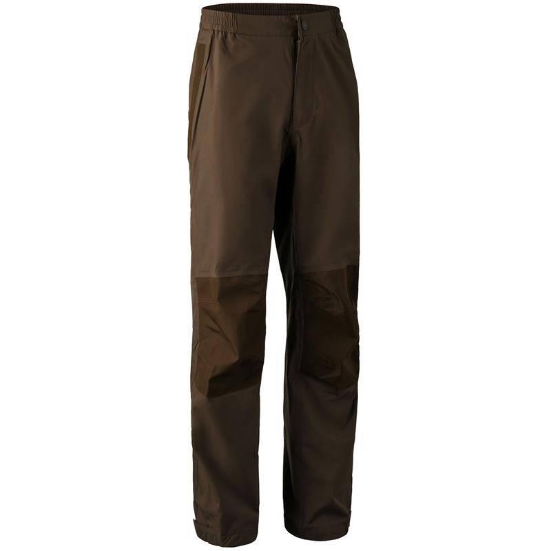 Pantalon Homme Deerhunter Track Rain Trousers - Canteen