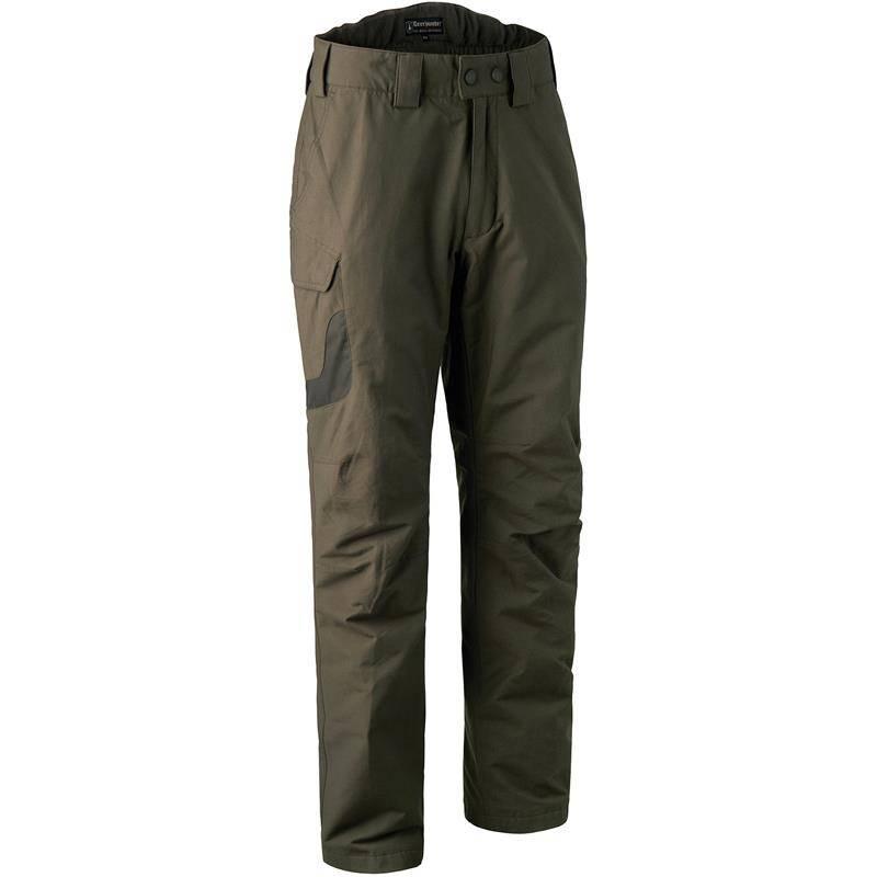 Pantalon Homme Deerhunter Upland Trousers - Canteen