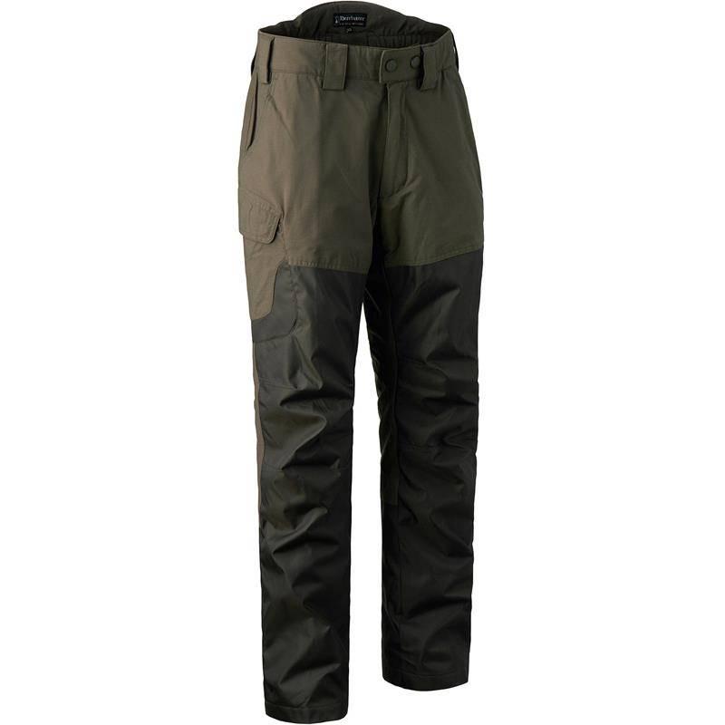 Pantalon Homme Deerhunter Upland Trousers Renforce - Canteen