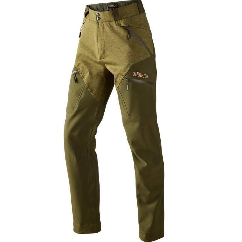 Pantalon Homme Harkila Hybride Agnar - Vert