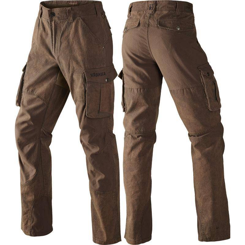 Pantalon Homme Harkila Ph Range - Marron