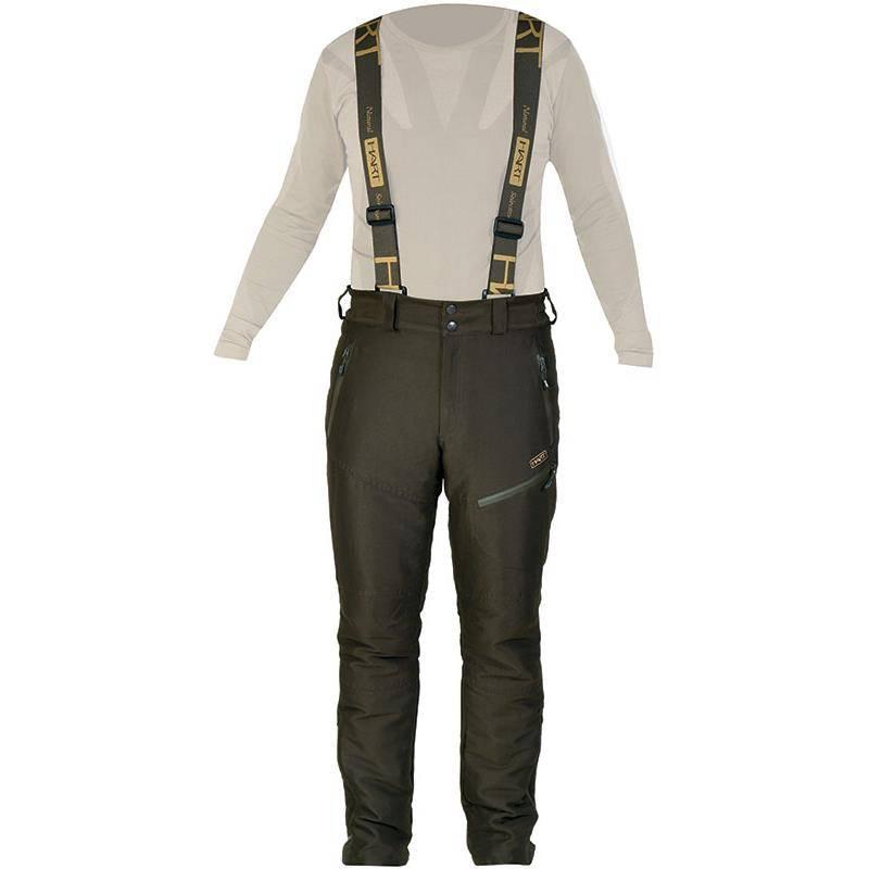 Pantalon Homme Hart Altai-T - Kaki