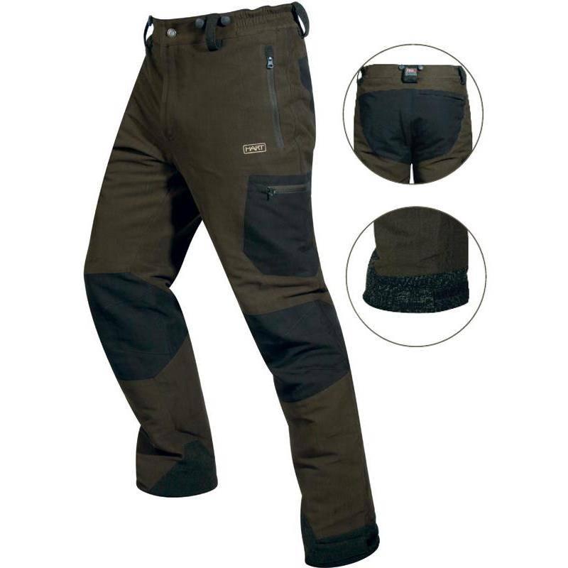Pantalon Homme Hart Lochmor-T - Vert
