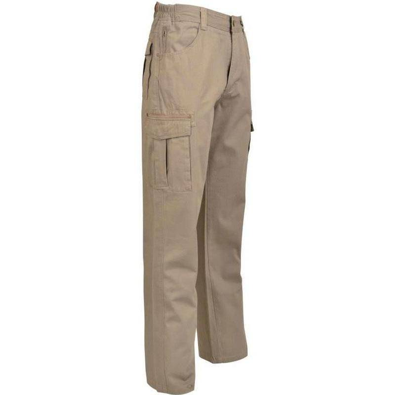 Pantalon Homme Idaho Cargo - Beige
