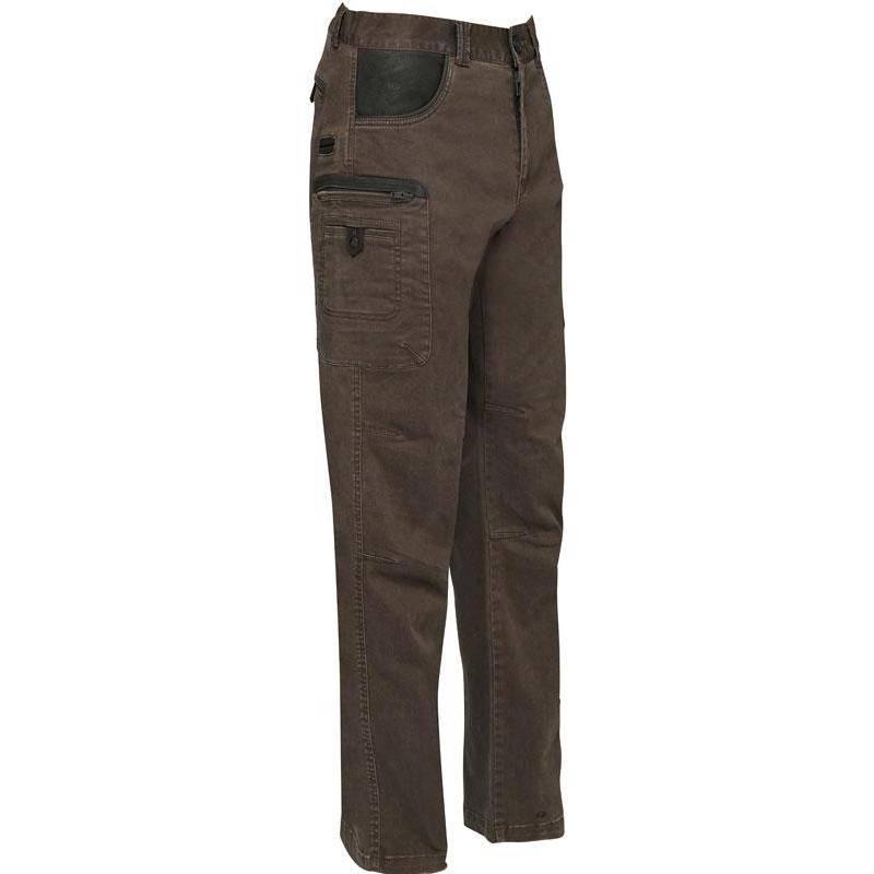 Pantalon Homme Ligne Verney-Carron Foxstretch - Kaki