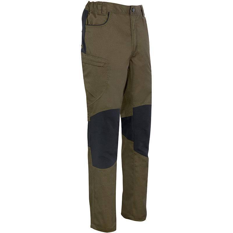 Pantalon Homme Ligne Verney-Carron Hyper Stretch Grouse - Kaki