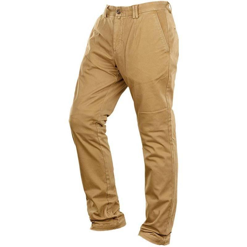 Pantalon Homme Stagunt Fawny Pant - Marron Clair