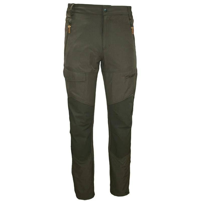 Pantalon Homme Stagunt Viben Pant Forest Night - Kaki