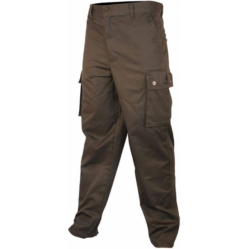 Pantalon Homme Treeland T649 - Vert