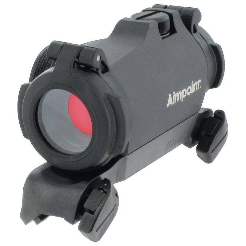 Point Rouge Aimpoint Micro H2 + Montage Blaser