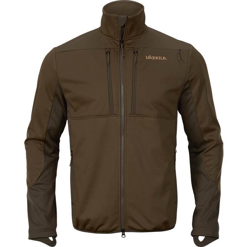 Polaire Homme Harkila Mountain Hunter Pro Wsp Fleece - Vert/Marron