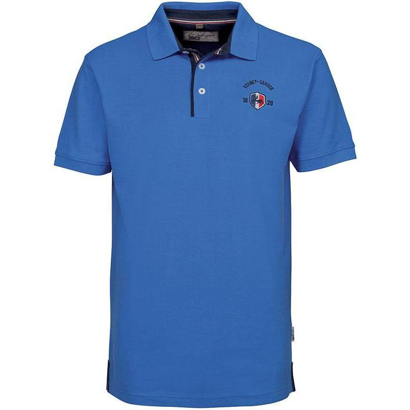 Polo Homme Ligne Verney-Carron Riviera - Bleu