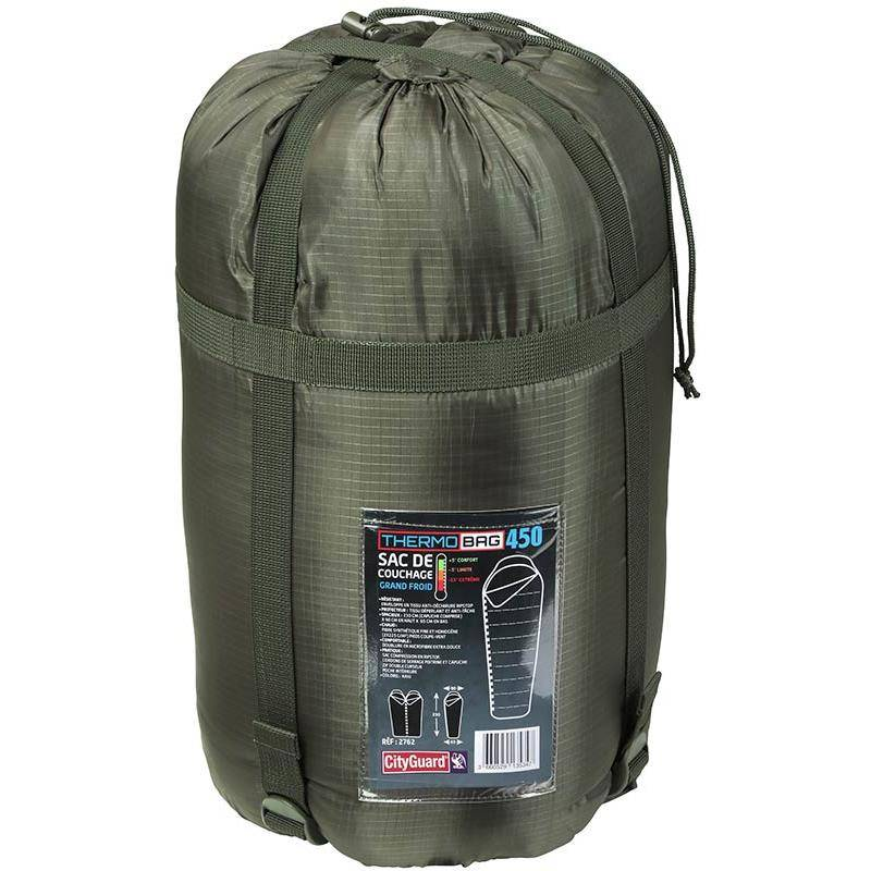 SAC DE COUCHAGE IDAHO THERMOBAG 400