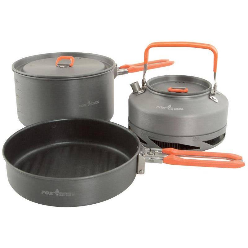 Set De Cuisine Fox 3 Pieces