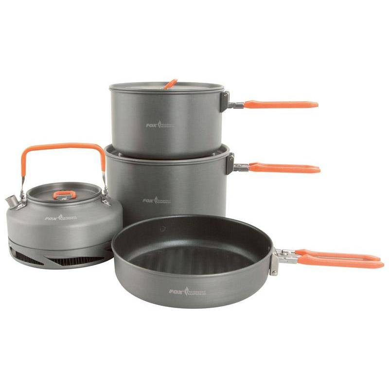 Set De Cuisine Fox 4 Pieces