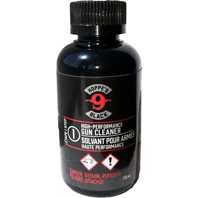 Solvant Nettoyant Hoppes Elite Black Pour Arme - 120Ml
