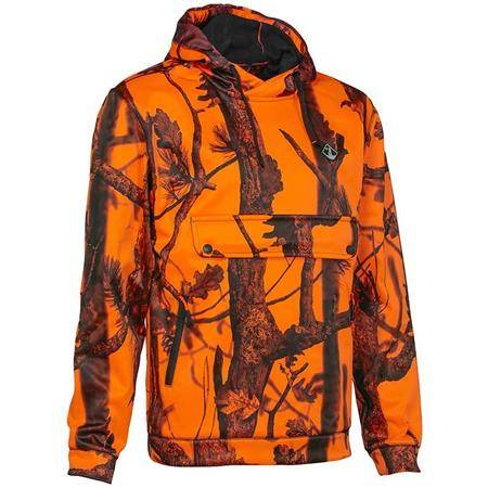 SWEAT HOMME PERCUSSION - GHOST CAMO BLAZE
