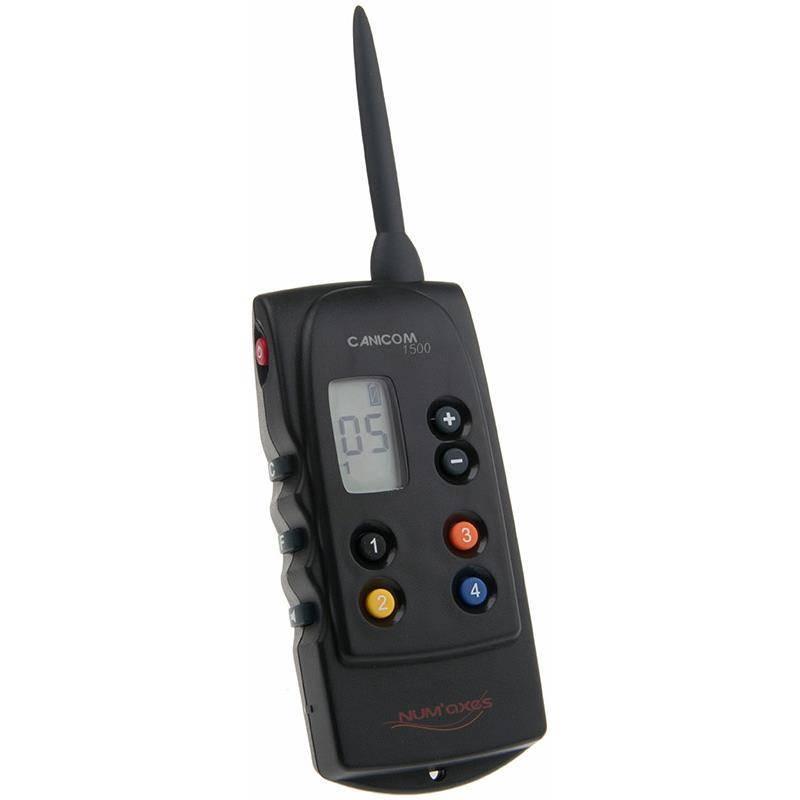 Telecommande Pour Collier De Dressage Numaxes Canicom 1500