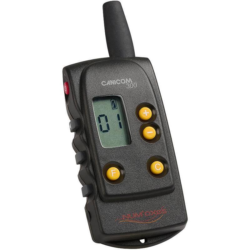 Telecommande Pour Collier De Dressage Numaxes Canicom 300