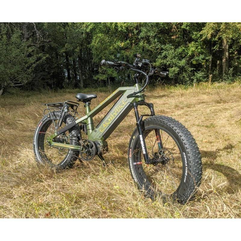 Vélo Électrique Stalker Mad Bike Carnivore