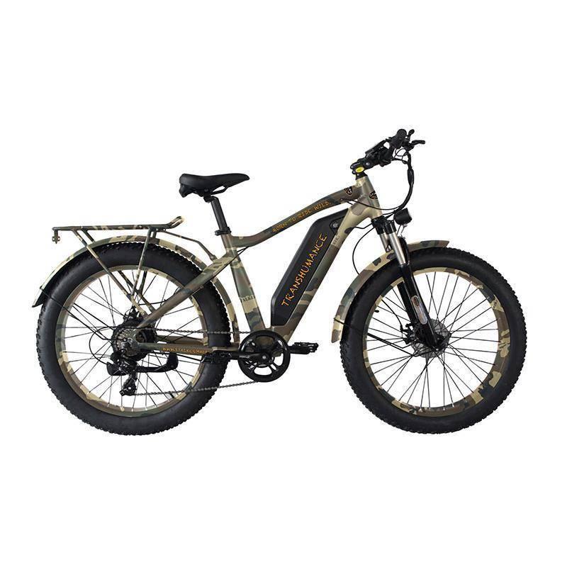 Vélo Électrique Stalker Mad Bike Transhumance