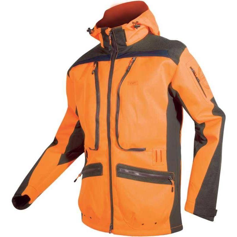 Veste De Traque Homme Hart Iron2-J - Orange