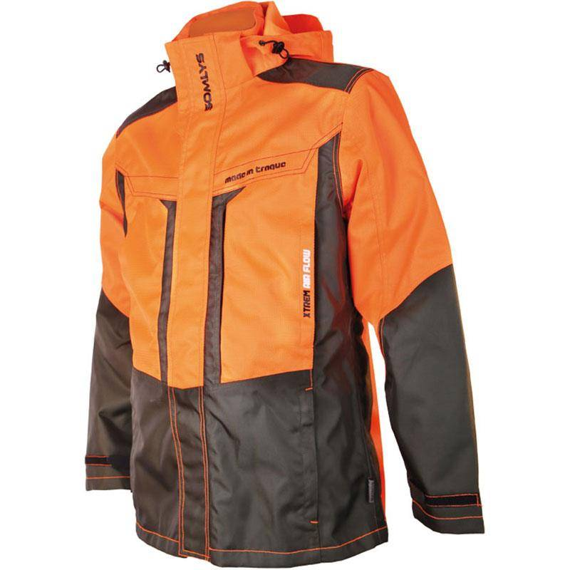 Veste De Traque Homme Somlys 456 - Orange