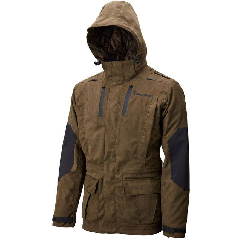 Veste Homme Browning Xpo Pro Rf - Vert Fonce