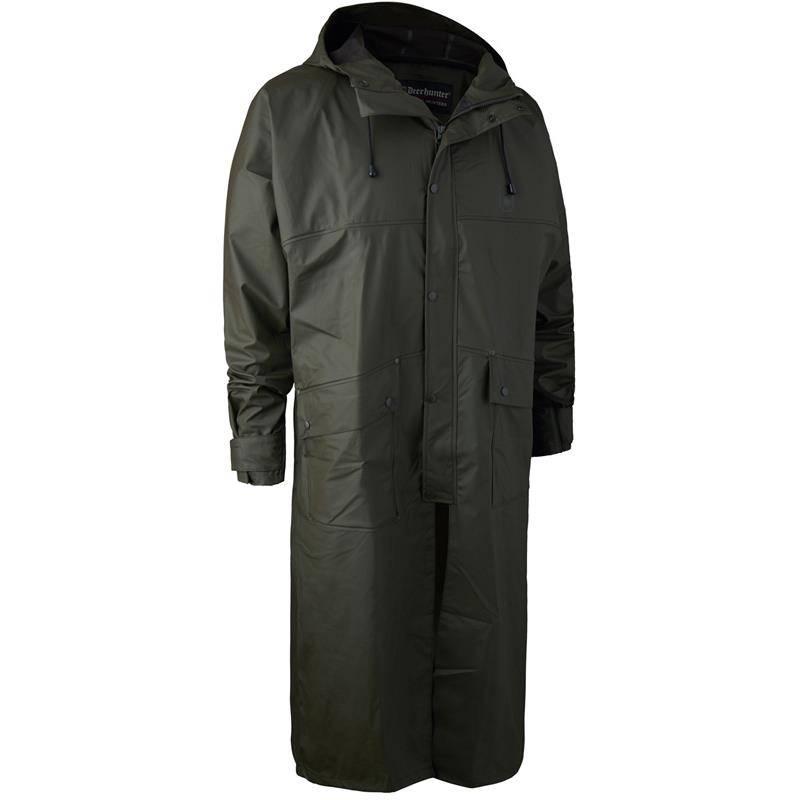 Veste Homme Deerhunter Hurricane Raincoat - Art Green
