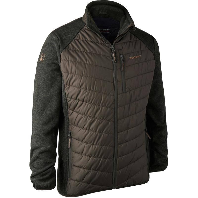 Veste Homme Deerhunter Moor Padded Jacket - Timber